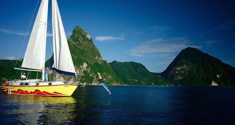 Suzi Q Sail Boat