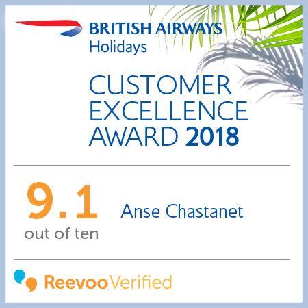 BA Excellence Award