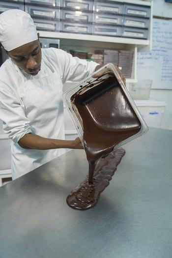Cocoa Pour