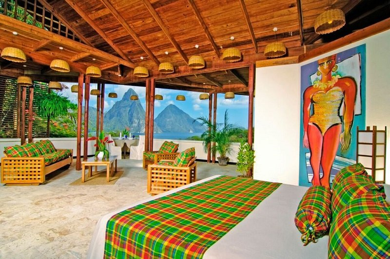 Premium Room at Anse Chastanet