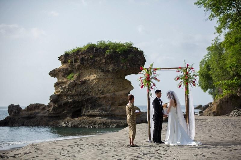 Anse Chastanet Wedding