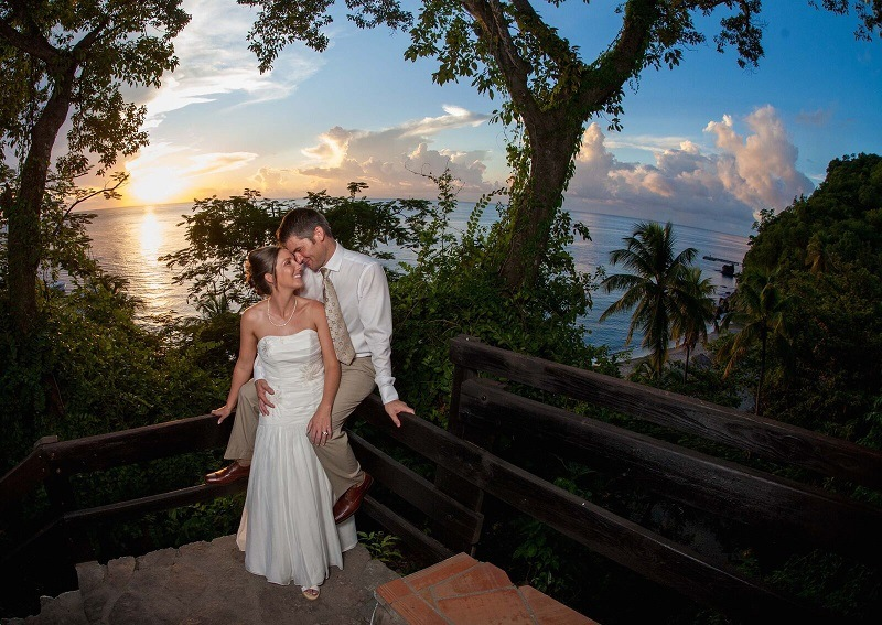 Anse Chastanet Wedding