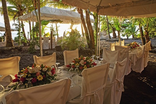 Anse Chastanet Weddings